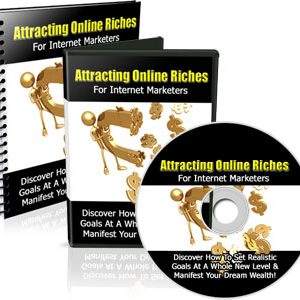 Attracting Online Riches