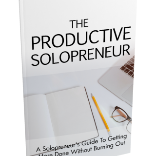 How You Can Succeed As A Solopreneur